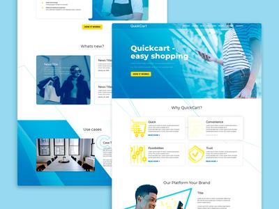 QuickCart (website)