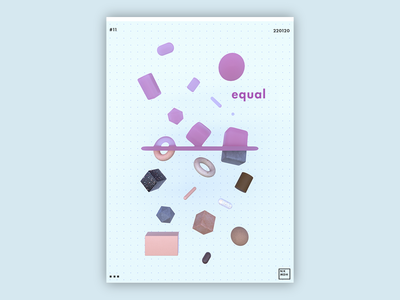EQUAL | Personal project
