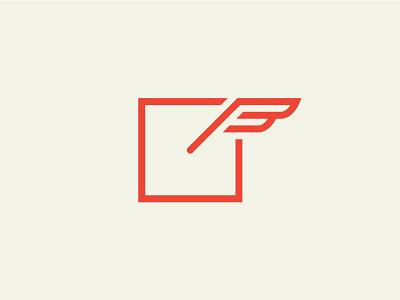 Shipfairy logo identity ship