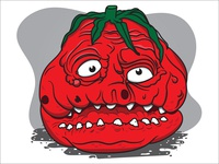 A Killer Tomato