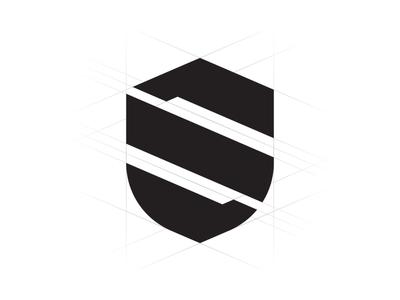S Icon Badge