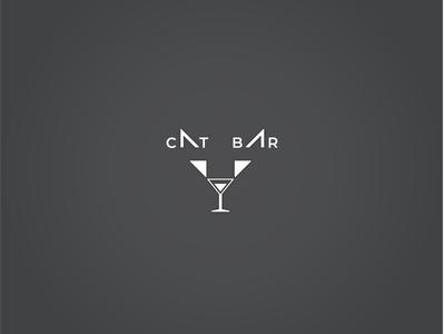 CAT BAR - Logo Design Concept