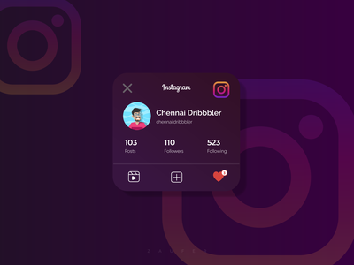 Widget Challenge weeklywarmup weekly warm-up widget instagram adobe xd minimal web app icon illustrator ux vector adobe illustrator illustration design