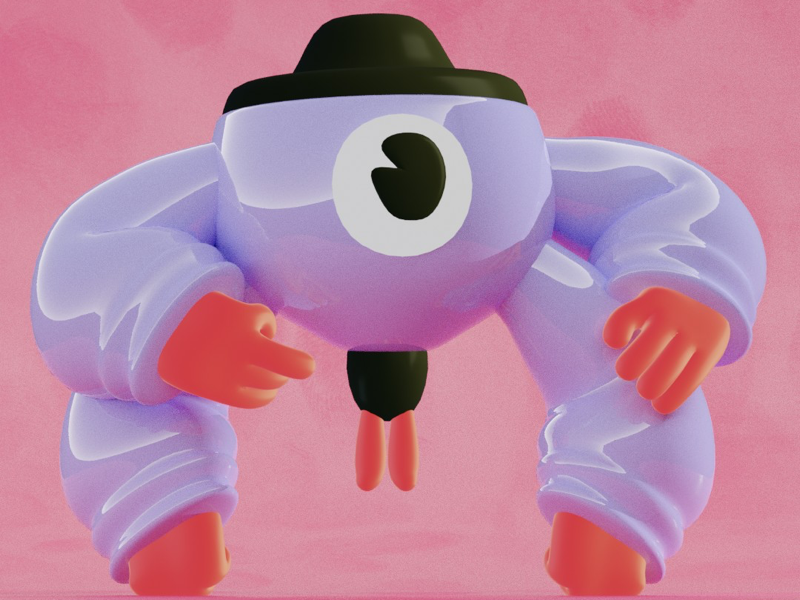 bigboi animation design illustration
