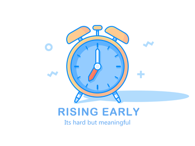 Rising early