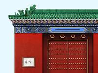 斋宫(Fasting Palace)