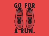 #365icons Go run