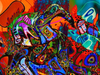 Ma suite autochtone 1, 24 juin 2021 (AUTOCHTONE: Originaire du p art numérique
