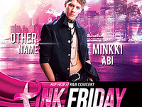 Pink Friday Flyer