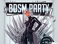 Bdsm Party Flyer