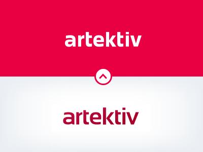 Artektiv logo update art new artektiv logo update crimson
