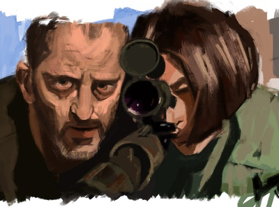 Leon the Professional (1944) Photostudy