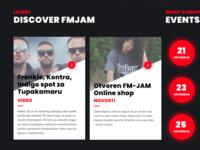 Music platform - Articles