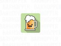 Barhopper App Concept