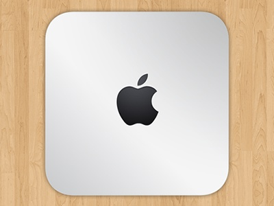 Mac Mini apple mac mini vector