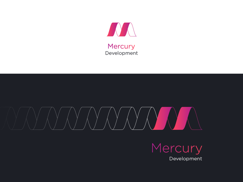 Mercury Logo design adobeillustration adobe logotype vectorart logo art illustration vector borabula