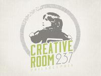 Creative Room 237 // 2-color Logo