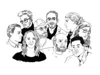 D&I Report Illustrations