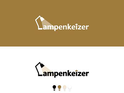 lamp e-commerce store logo design logo design concept crown lamp logo designer logo design typography illustration logo web branding design 2020
