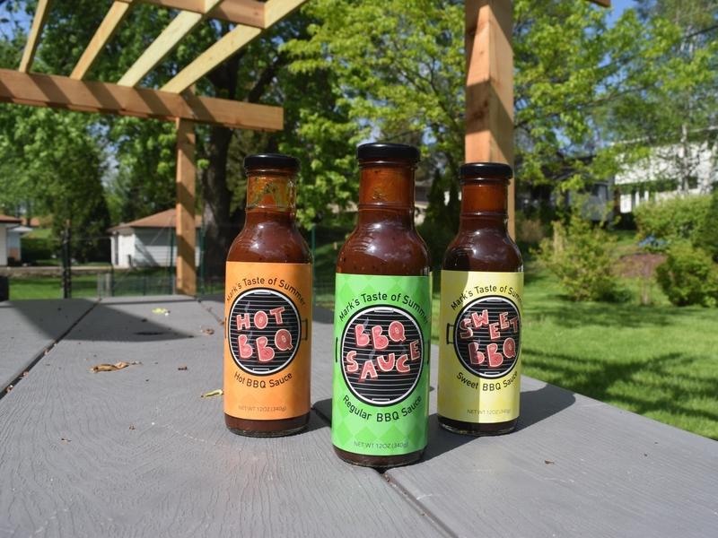 Mark's Taste of Summer BBQ Sauce
