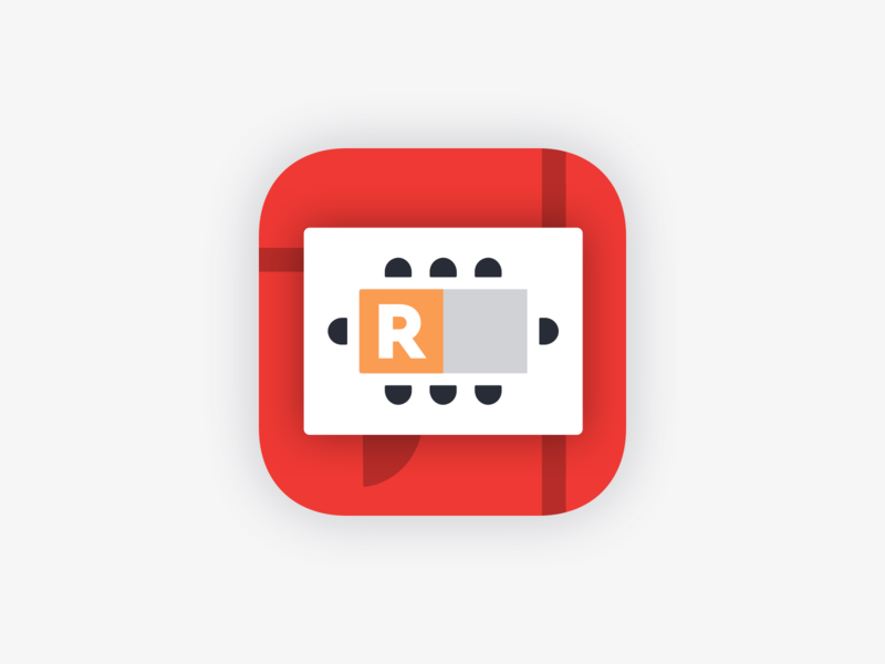 Rooms App Icon icon illustration
