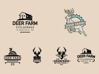 Deer Farm Logos