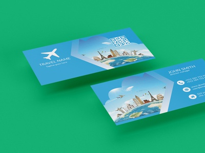 Business card for  Travel