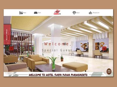 Hotel Surya Yudha Website