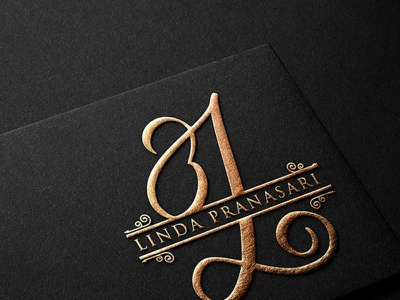 Business Card charracter logotype vector typography font awesome font branding font design design logo