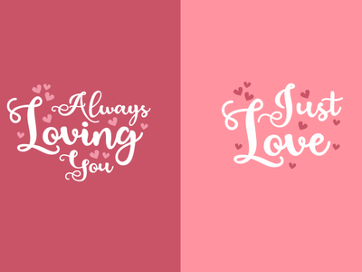 Quotes of Love (Estephany Script) quotes love sweet cute caligraphy script graphic design ui vector illustration design logo branding typography font awesome font font design