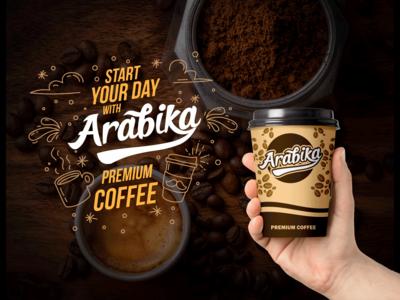 Arabika Coffee Premium