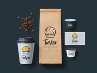 Tusker - Identity design