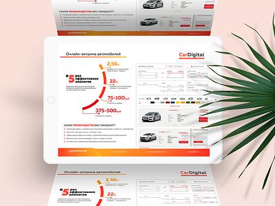 Дизайн презентации для Digital presentation design design