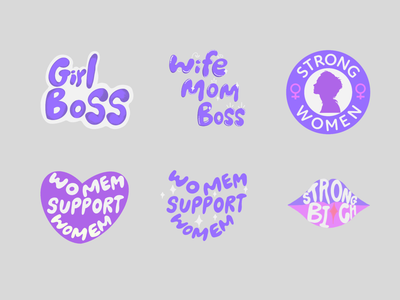 2021 Women's History Month GIPHY Pack giphy artists giphy arts animation gif animation animated gifs gif animated animated gif giphy sticker giphy gifs gif