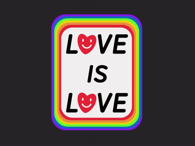2021 LGBTQ Pride Month GIPHY Pack gay pride happy pride lgbtq lgbt love is love pride month gif animation gif animated animated illustration animated sticker animated gifs animated gif animated stickers gifs gif
