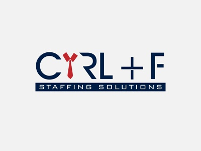 Ctrl   F Staffing Solutions textbadge ctrl people logo solutions staffing fiverrgigs textlogo text logo freelancer logodesigner upwork brandidentity illustration logoexcellent fiverr creativelogo typography