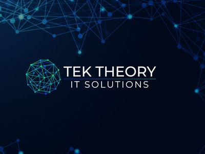 Tek Theory It solutions fiverrs design distinct digital solutions identity tek graphicdesign designagency freelancer brandidentity upwork illustration logoexcellent creativelogo typography fiverr