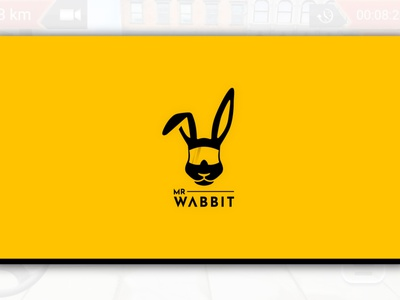 Mr Wabbit watercolor gaming app gaming digital rabbit logo branding freelancer brandidentity upwork illustration logoexcellent creativelogo typography fiverr logo wabbit rabbit