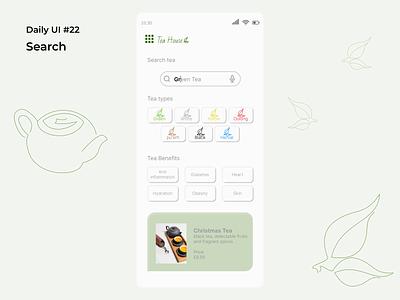 #dailyui #22 Search uidesign figma app ui design dailyui