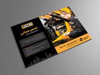 JCB Flyer Design