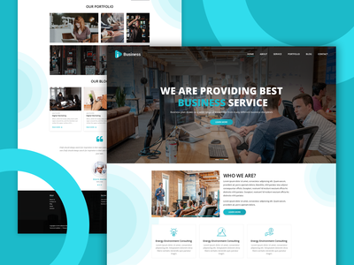iBusiness website templates