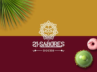 21 Sabores - Logo logo design branding