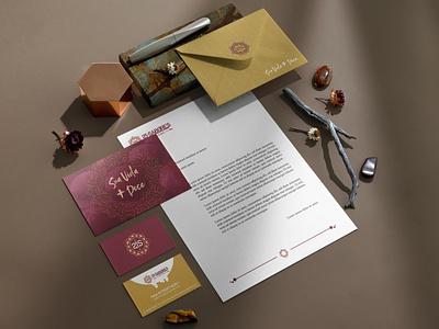 21 Sabores - Papelaria stationery brand identity logotype design logotype vector logo design branding