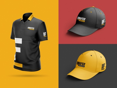 Ismafer Ferramentas - Institucional logotype brand identity logo design branding