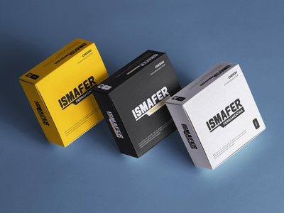 Ismafer Ferramentas - Institucional package papelaria stationery logotype design logotype brand identity logo design branding