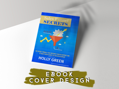 Ebook Cover Design