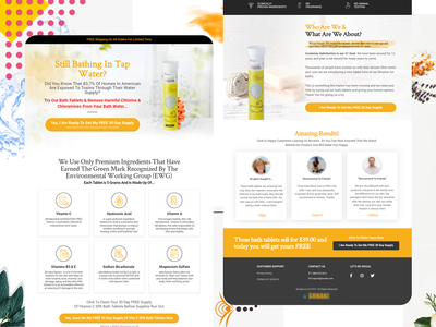 Sales Page Design in clickfunnels