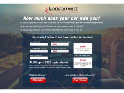 Payment page design