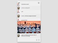 DailyUI :: 013 Direct Messaging