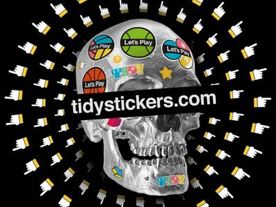 Stickers on my mind